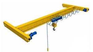 Harga Overhead Crane Single Girder 5 10 25 30 ton
