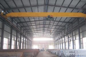 Hoist Crane Lift Surabaya Overhead Crane Single Girder