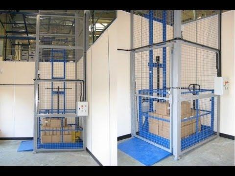 Hoist Crane Lift Surabaya Spesial Fabrikasi Cargo Lift