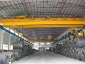 Jual Overhead Crane Single Girder Surabaya Murah Garansi