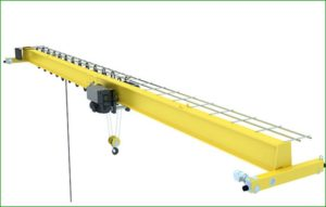 Sparepart Overhead Crane Single Girder Konstruksi Surabaya